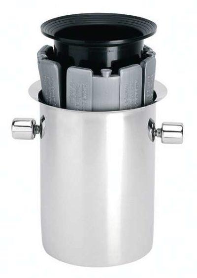 Flaschenkühler mit Kühlakkus