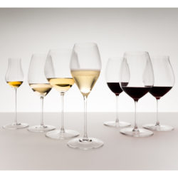 PERFORMANCE Champagner Glas