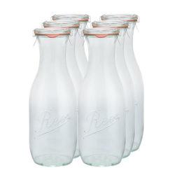 Saftflasche 1000 ml 6er Karton