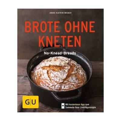Buch BROTE OHNE KNETEN