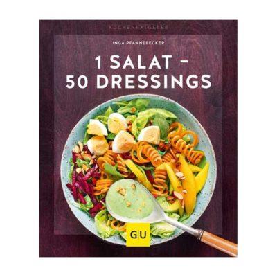 Buch 1 SALAT – 50 DRESSINGS