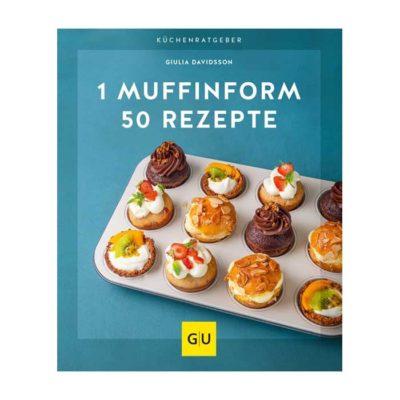 Buch 1 Muffinform – 50 Rezepte