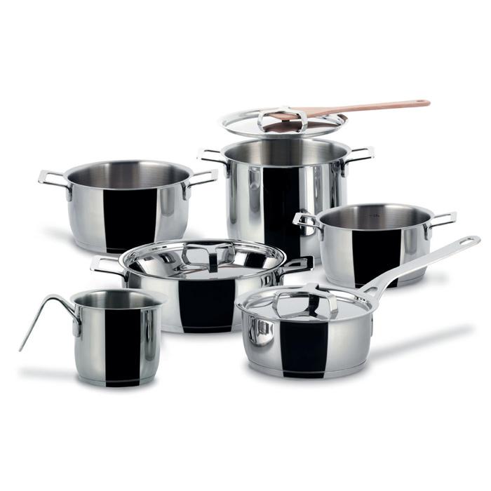 Kochtopfset POTS AND PANS 9-teilig
