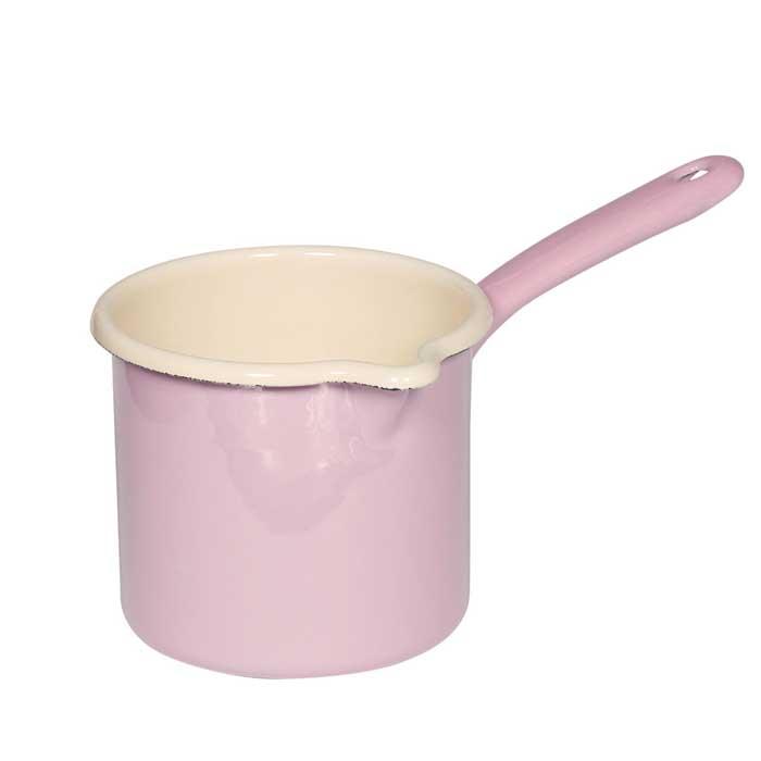 Schnabeltopf mit Stiel  1 Liter rosa