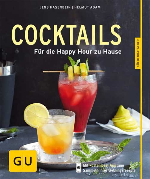 Buch COCKTAILS