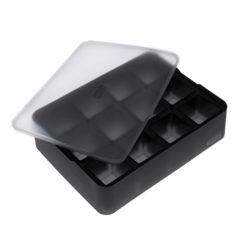 Eiswürfelform Silikon 4 x 4 cm