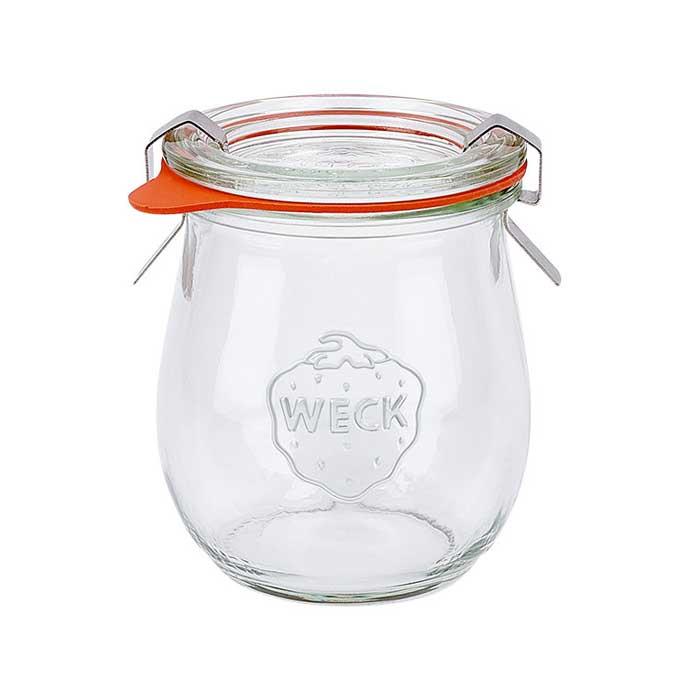 Tulpen-Einkochglas REX 220 ml einzeln