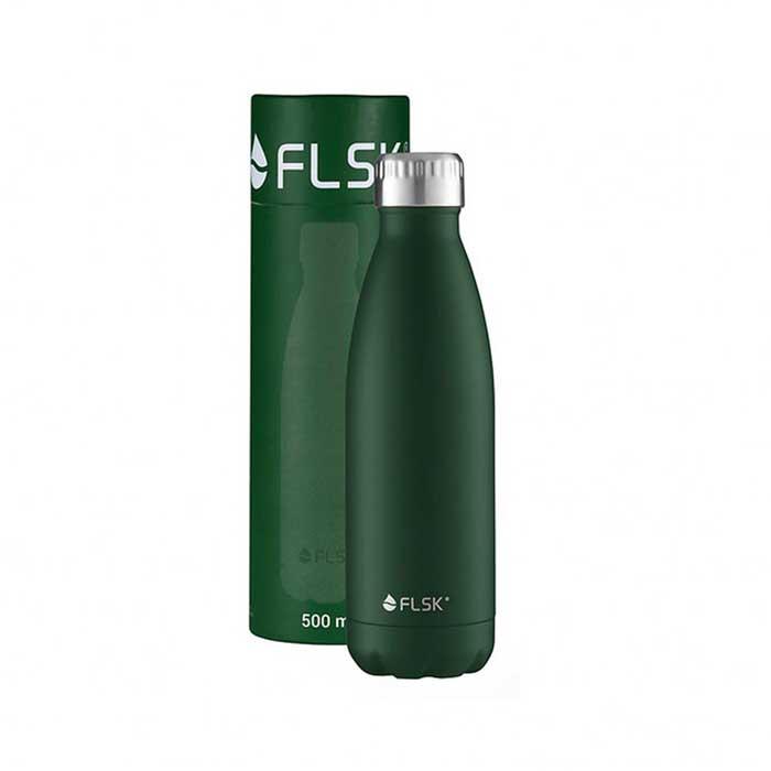 Isolierflasche uni 700 ml Forest