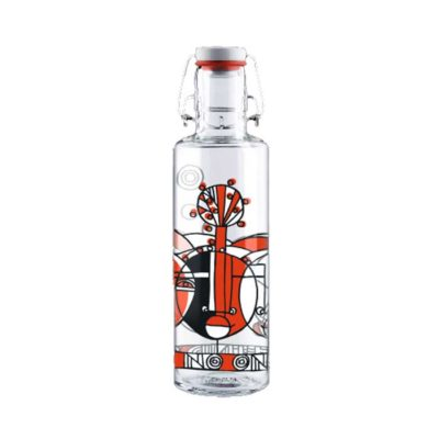 Trinkflasche LEAVE NO ONE BEHIND 0,6 L