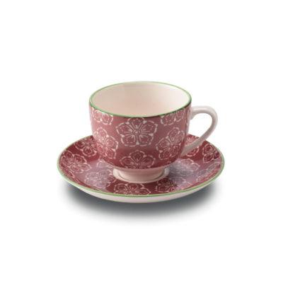 Espresso Set TUE rosa antico 2-tlg.