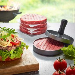 Burger-Set BBQ 3-teilig