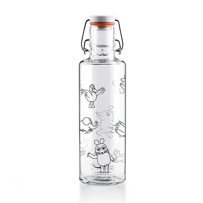 Trinkflasche DIE MAUS CREW 0,6 L