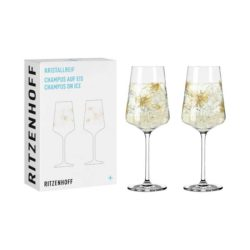Champus Glas / Champus on Ice 2er Set