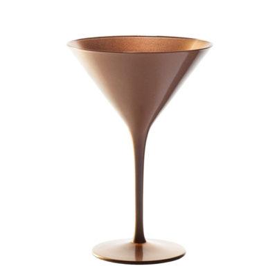 Martiniglas ELEMENTS bronze