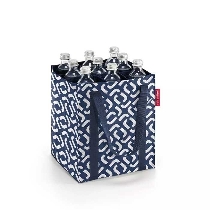 Bottlebag SIGNATURE NAVY