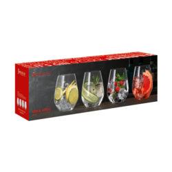 Gin Tonic Becherset 4-teilig